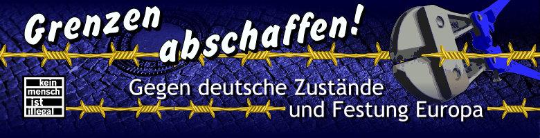 Grenzen abschaffen! Antifa Bündnis Erfurt